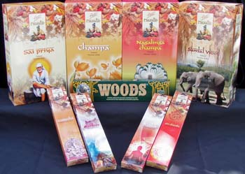 Flute Masala Sticks by Cycle Brand Incense