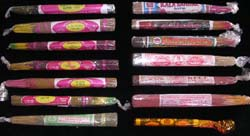 Kala and Shroff incense sticks