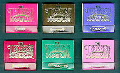 The Origianl Incense Match