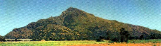 Arunachala in Tamil Nadu, India - Home of Shanthimalai Incense Sticks